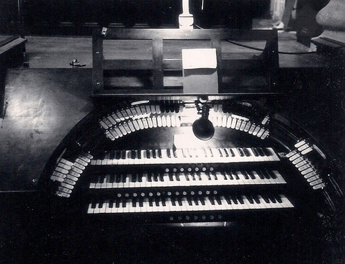 Bill Brown Archives - 1st Baptist Wurlitzer